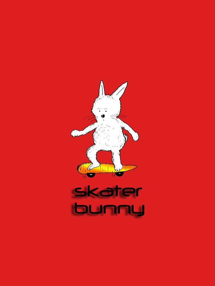 Skater Bunny by LoobyLu