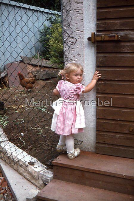 egg thief by Martina Stroebel