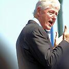 William Jefferson Clinton by Donna Adamski