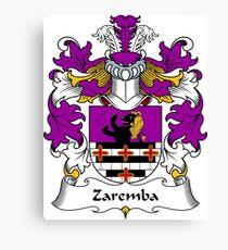 Zaremba I Canvas Print