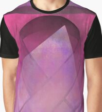 Breast Cancer Awareness Piece  Graphic T-Shirt