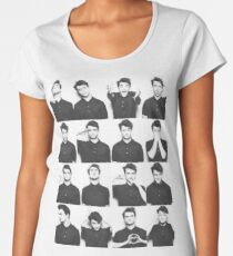 Daniel Radcliffe  Women's Premium T-Shirt