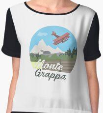 Monte Grappa Chiffon Top
