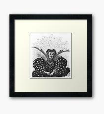 Madame d'Amboise (Balzac, Honoré de) (Doré, Gustave) Framed Print