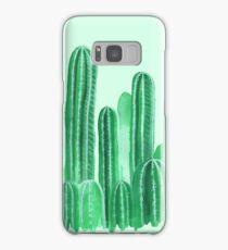 Cacti Garden Samsung Galaxy Case/Skin