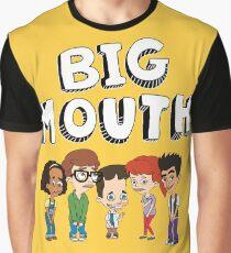 Big Mouth - Netflix Graphic T-Shirt