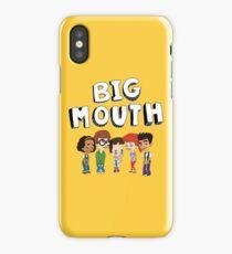 Big Mouth - Netflix iPhone Case/Skin
