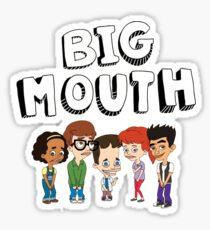 Big Mouth - Netflix Sticker