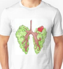 Go Green for Cystic Fibrosis T-Shirt