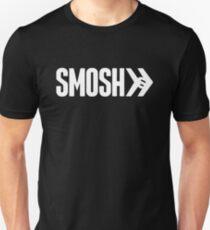 smosh - as semi-white, so that Americans can pretend T-Shirt