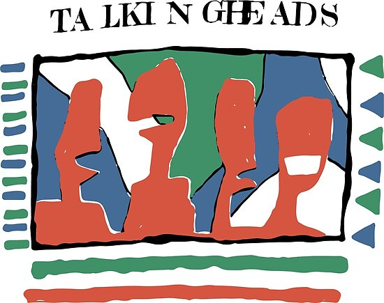 «Hablando de cabezas - Amarillo 80 & # 39; s» de cegbe