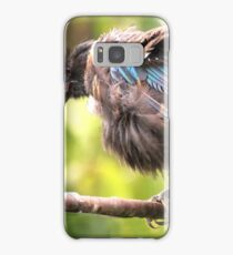Tui......OK,  what comedian stole my other leg......? Samsung Galaxy Case/Skin