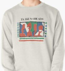 Talking Heads - Gelb 80 & nbsp; s Sweatshirt