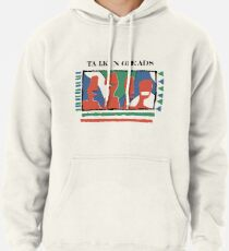Talking Heads - Yellow 80's Pullover Hoodie