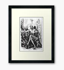 Don Quixote (Miguel de Cervantes) Framed Print