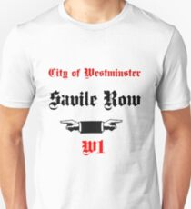 Savile Row  T-Shirt