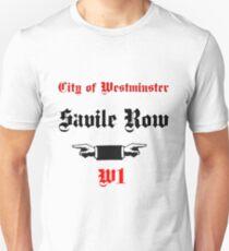 Savile Row  Unisex T-Shirt