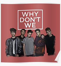 don't we - from people who passed through here way back Poster