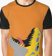 TIGREX - TIGAREKKUSU Graphic T-Shirt