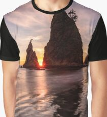 In the Heart of the Sea Stacks Graphic T-Shirt