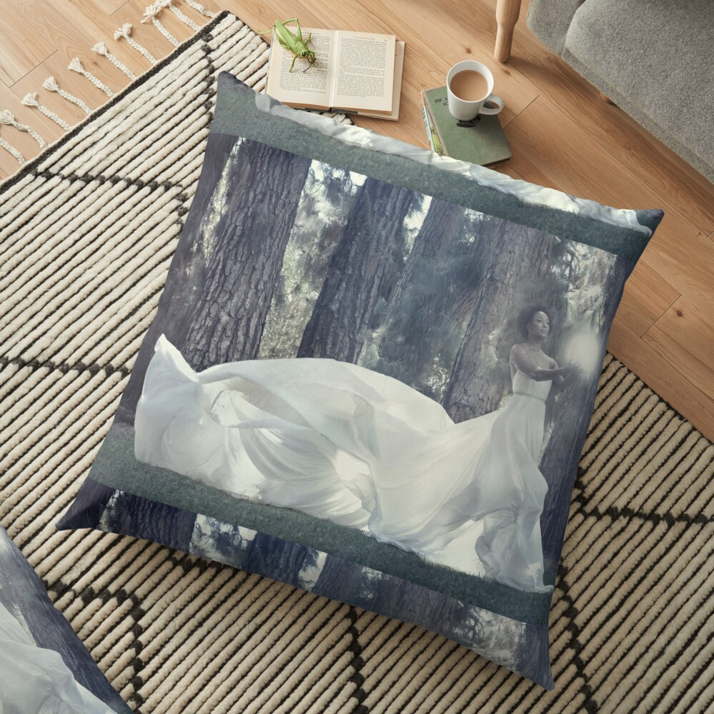 Soul Retriever  Floor Pillow