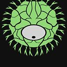 The Living Seaweed Monster by drakenwrath