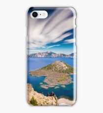 Clouds in Motion iPhone Case/Skin