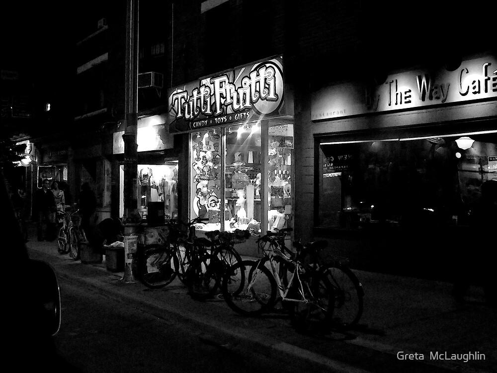 Bloor Street by Greta  McLaughlin