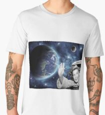 goodbye earth Men's Premium T-Shirt