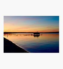 Tranquil Bay Photographic Print
