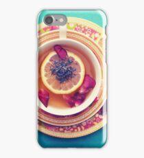 Lemon Tea iPhone Case/Skin