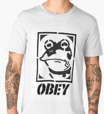 HYPNOTOAD OBEY Men's Premium T-Shirt