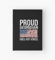 Stolzer Georgier kniet nicht Geschenk für einen patriotischen amerikanischen Georgier von Georgia T-Shirt StrickjackeHoodie Iphone Samsung Telefon-Kasten Kaffeetasse-Tabletten-Kasten Notizbuch