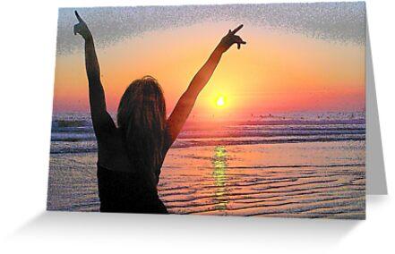 "Life is Beautiful by Lenora ""Slinky"" Ruybalid"