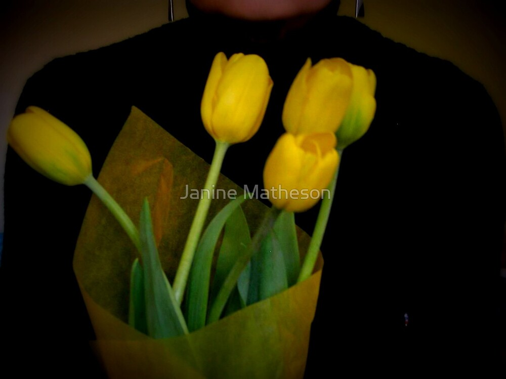 for you by Janine Matheson