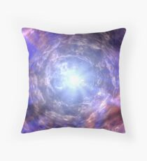 Sovngarde Sky Throw Pillow