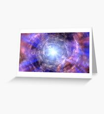 Sovngarde Sky Greeting Card