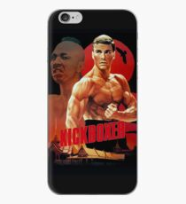 Kickboxer iPhone Case