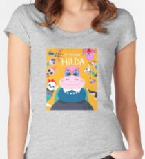 My Teacher Hilda Women's Fitted Scoop T-Shirt