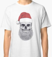 Santa skull Classic T-Shirt