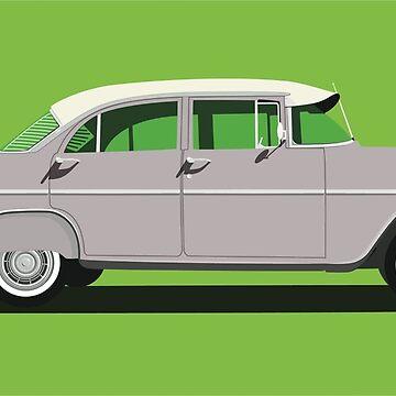 Holden EK by Gronz