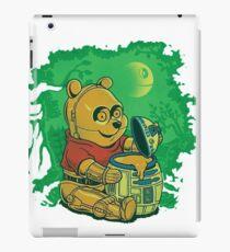 100% Pure droid honey iPad Case/Skin