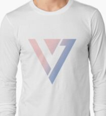 Seventeen - Logo Long Sleeve T-Shirt