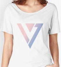 Seventeen - Logo Women's Relaxed Fit T-Shirt