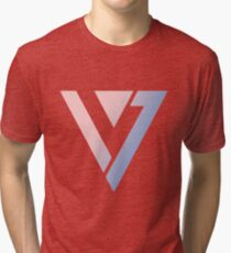 Seventeen - Logo Tri-blend T-Shirt