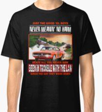 The Dukes of Hazzard Classic T-Shirt
