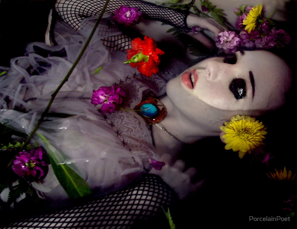 Ophelia by PorcelainPoet