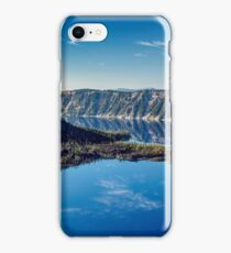 The Blue Jewel Of Oregon iPhone Case/Skin