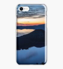 The Wizard at Dawn iPhone Case/Skin