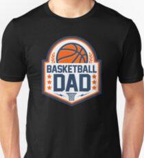 Basketball Dad (blue) T-Shirt